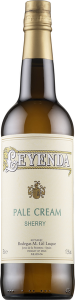 Leyenda Pale Cream Sherry