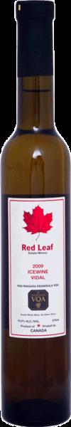 Pillitteri Red Leaf Vidal Icewine