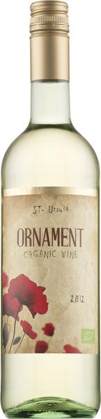 St. Ursula Ornament Organic